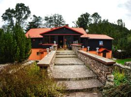 Villa Meridian, Międzylesie (Bartošovice v Orlických Horách yakınında)