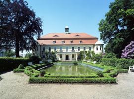 Hotel Schloss Schweinsburg, Neukirchen-Pleiße (Crimmitschau yakınında)