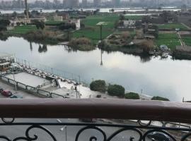 Al Bahr Al Aazam Apartment, Kahire (Jazīrat adh Dhahab yakınında)