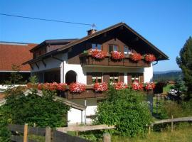 Ferienhof Hierl, Burgberg (Near Rettenberg)