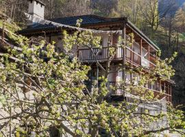 Bed and Breakfast da Toldo, Russo