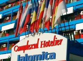 Complexul Hotelier Ialomita, Amara