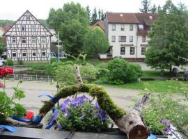 wohnen im atelier, Bissingen an der Teck (Weilheim an der Teck yakınında)