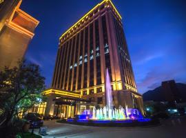 HaiYue Hotel, Xiapu (Yacheng yakınında)