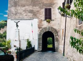 Case Al Borgo, Mazzano Romano (Magliano Romano yakınında)