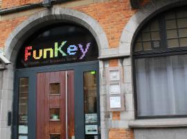 FunKey Hotel, Brussels