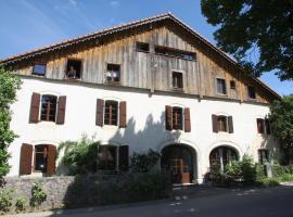 Le Polder, Le Paquier (Dombresson yakınında)