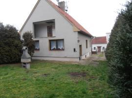 Ubytování Alena, Krušovice (Mutějovice yakınında)