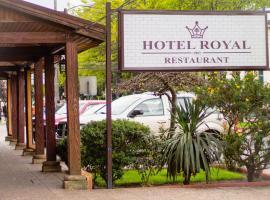 Hotel Royal Victoria, Victoria