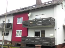 Ferienwohnung Familie Perl, Immenhausen (Espenau yakınında)