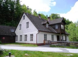 Ferienhaus in der Steiermark, Ratten (Sankt Kathrein am Hauenstein yakınında)