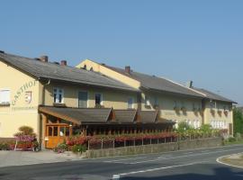 Gasthof Hüttenwirt, Lavamünd (Soboth yakınında)