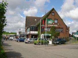 Strandhotel Neuharlingersiel, Neuharlingersiel (Spiekeroog yakınında)