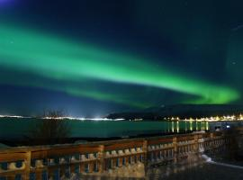 Vikran Vacation: Sea fishing and Northern Lights, Vikran (Near Malangen Fjord)