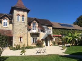 Chambres d'hôtes Le Relais de la Perle, Le Vernois (рядом с городом Saint-Germain-lès-Arlay)