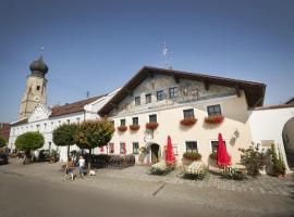 Gasthaus Glaser, Bad Füssing (Kirchdorf am Inn yakınında)