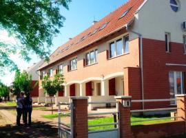 Semiramis Apartman, Cserkeszőlő (рядом с городом Kunszentmárton)