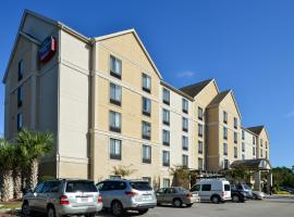 TownePlace Suites Wilmington Wrightsville Beach, Wilmington (Nálægt staðnum Wrightsville Beach)