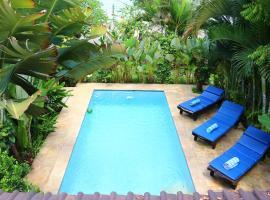 Lovina Beachhouse Villas