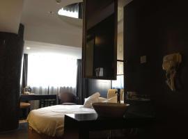 Qingmu Botique Hotel Ma'anshan Kang Le Road Gui Du Garden Branch, Ma'anshan (Jiashan yakınında)