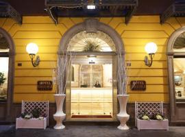 Hotel Vergilius Billia, Neapole
