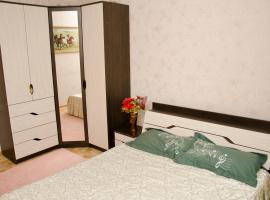 Apartments on 8 Bestuzhev Street