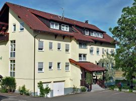 Ferienwohnungen Tannenhof, Steinen (Maulburg yakınında)