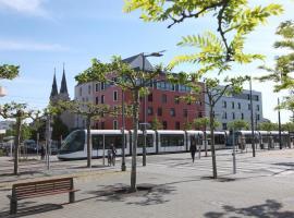 Hotel The Originals d'Alsace Strasbourg Sud (ex Qualys-Hotel)
