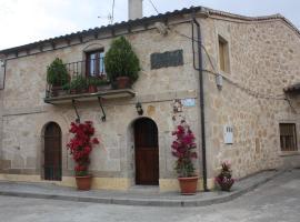 Casa Rural La Sandovala, Форфоледа (рядом с городом Сарапикос)
