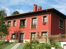 Apartamentos Rurales Piedrafita, Льенин (рядом с городом Лабра)