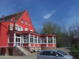 Hôtel du Ladhof, Кольмар (рядом с городом Уссен)