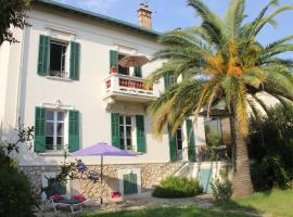 Villa Cottage Reine, Centre Cannes