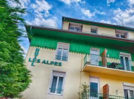 Hotel Les Alpes