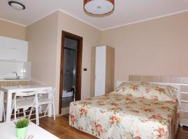 K I M Apartments, Pehcsevo
