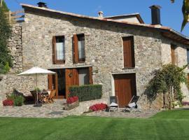 L'Estisora de Casa Hereu, Montcortes (Peramea yakınında)