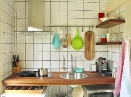 Tip top tuinhuis / Cosy Garden cottage