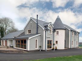 Roseyards Country House, Ballymoney (рядом с городом Gracehill)