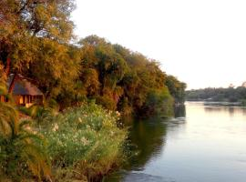 Shametu River Lodge, Divundu