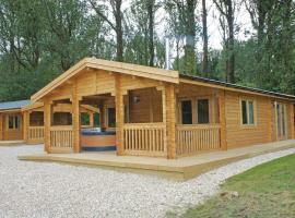 Peckmoor Farm Lodges, Misterton (рядом с городом Mosterton)