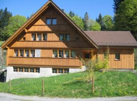 Waldheim Baschloch, Trogen (Altstätten yakınında)