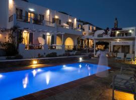 Nymfes Hotel, Kamarai