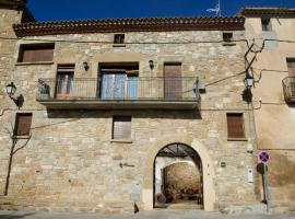 Cal Comorera, Palouet (рядом с городом Vallferosa)