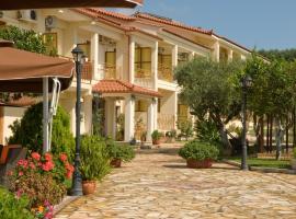 Zorbas Hotel, Миртея (рядом с городом Áyios Ilías)