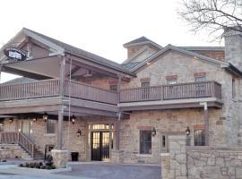 The Barracks Inn, Гамильтон