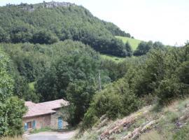Valcaris: gites, chambre d'hotes et tables d'hotes, Le Chaffal (рядом с городом Léoncel)