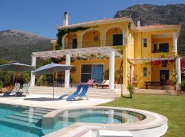 Villa Kitrini, Кипарисия (рядом с городом Armenioí)