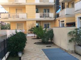 Paradiso Suite Apartment, Rimini (Miramare yakınında)