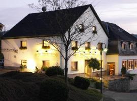 "Hotel & Restaurant ""Zur Moselterrasse"", Palzem (рядом с регионом Гревенмахер)"