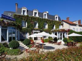 Hotel The Originals Auxerre Normandie (ex Inter-Hotel)