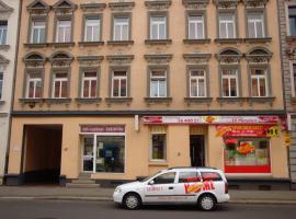 Pension Domicil, Leipzig (Möckern yakınında)